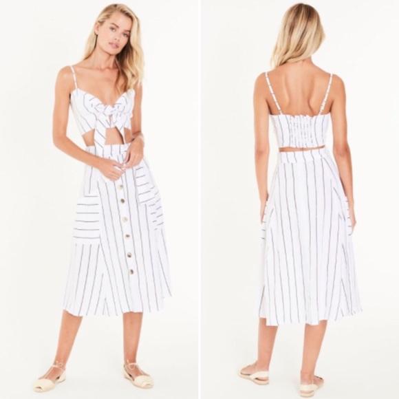 fb423d0dd6 Faithfull the Brand Skirts | Nwt Gonzalez Skirt In Almada | Poshmark